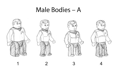 how to draw character bodu