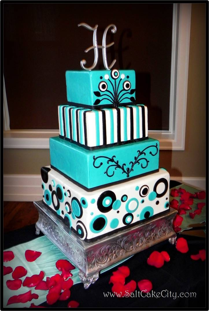 Tiffany Blue Bridal Shower Ideas
