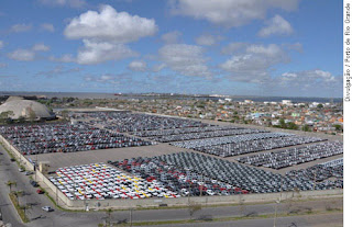 Aumento de IPI dos carros importados