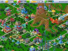 RollerCoaster Tycoon 4 Mobile 1.3.1 MOD APK (Unlimited Money)