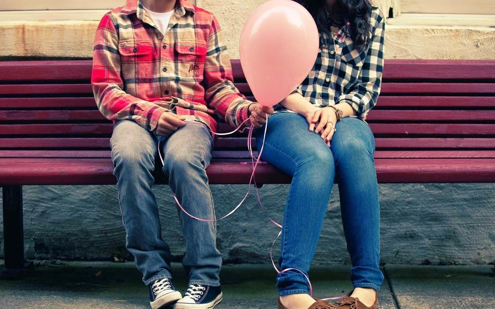Момче с Балон
