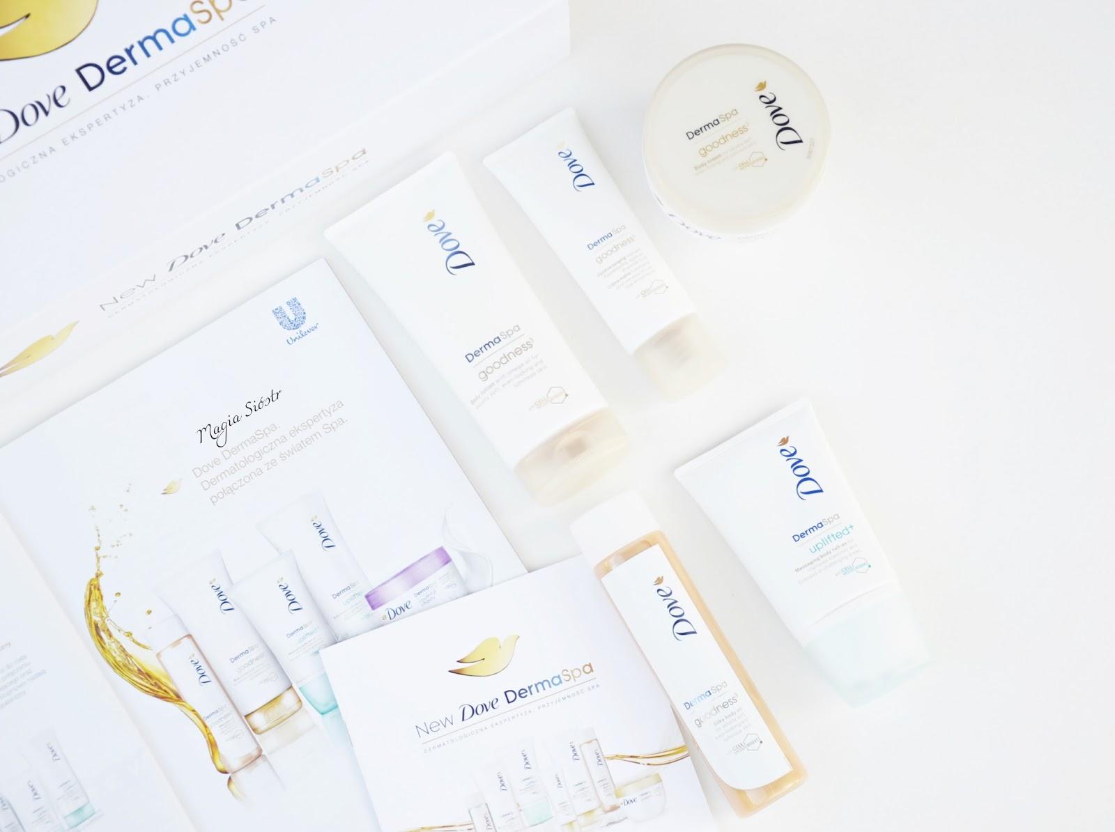 Kosmetyki do pielęnacji ciała Dove DermaSpa