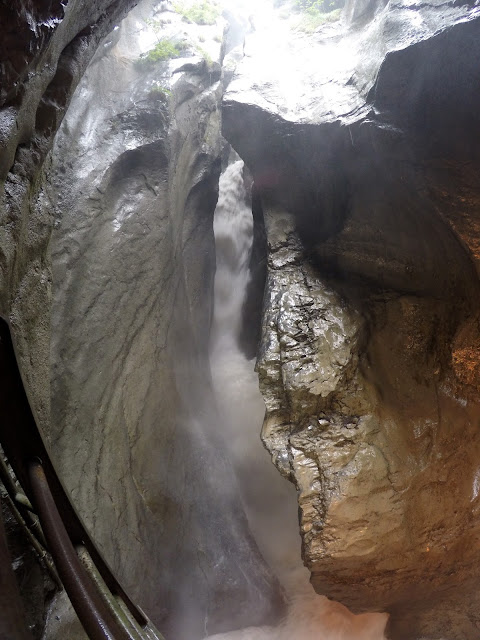 Trümmelbach falls, Trummelbach, Treummelbach, falle, water falls, monch, eiger, jungfrau, glacier melt, unesco, Switzerland, interlaken, Bern, adventure, amazing, nature, beautiful, carved, spectacular, rainy day activity, rain on holiday,