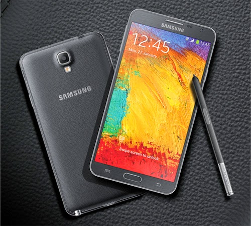 Samsung Galaxy Note 3 Neo Android Phone Harga Rp 4 Jutaan
