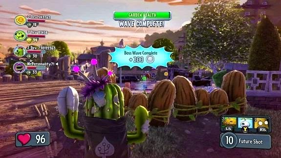 descargar plants vs zombies garden warfare para pc full español