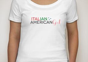 Italian American Girl T-Shirt