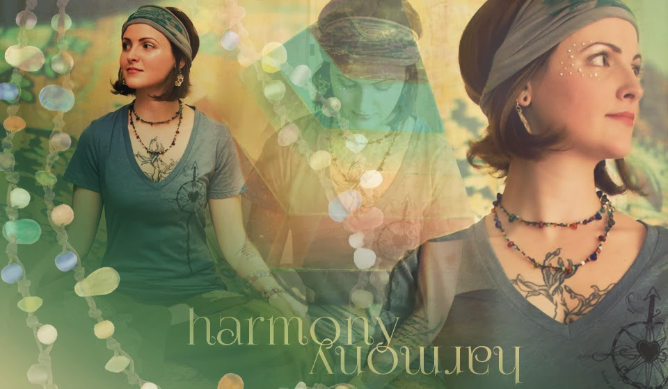 5 Harmony - Let Life Flow: Soul Flower's Early Spring Lookbook
