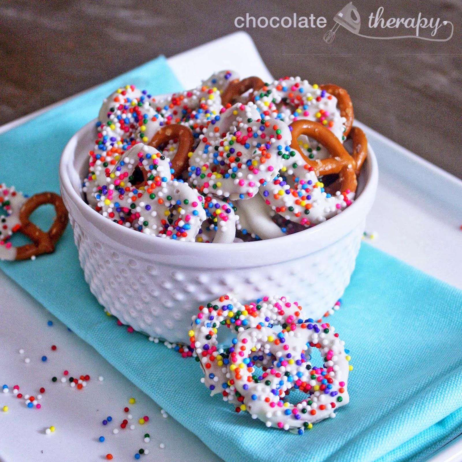 Chocolate-Covered Pretzel Toffee Recipe — Dishmaps