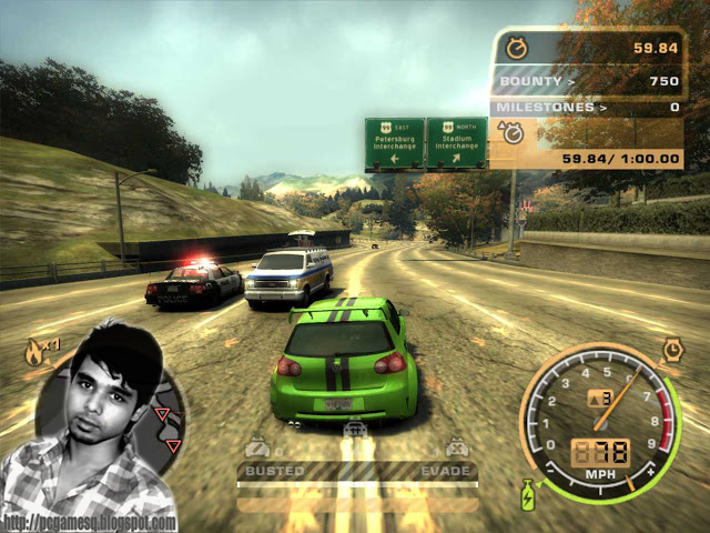 Free Download Need For Speed Most Wanted 2005 Full Version For Windows ...