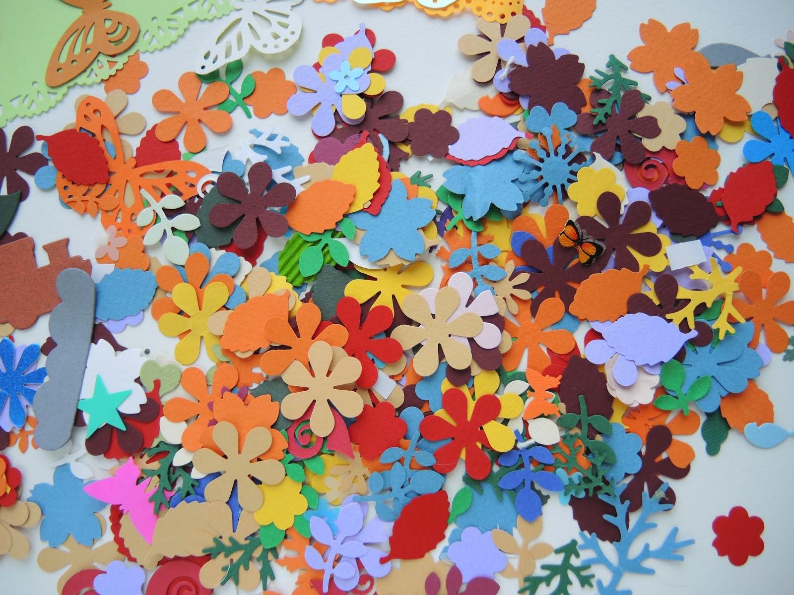 листы для скрапба цветы из бумаги мк ленты тесьма наклейки подарок