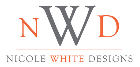 White Designs on Board