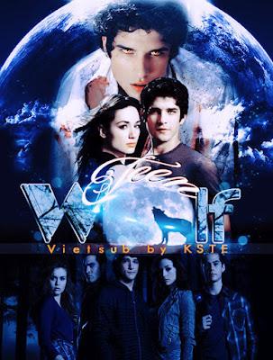 Người Sói Teen 1 - Teen Wolf Season 1
