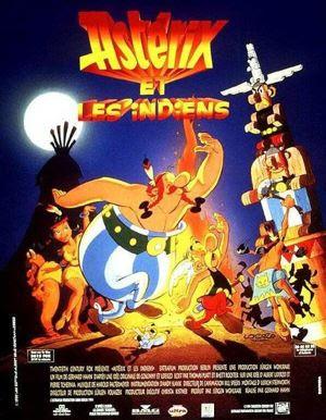 Asterix en America en Español Latino