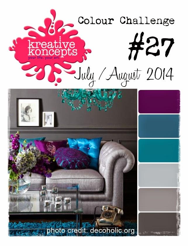 Colour Challenge #27