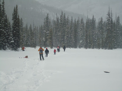Cross-Country Skiing Kananaskis