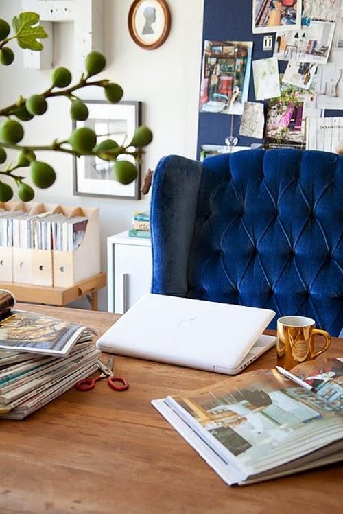 Secondhand roses amp vintage gems style crush blue velvet