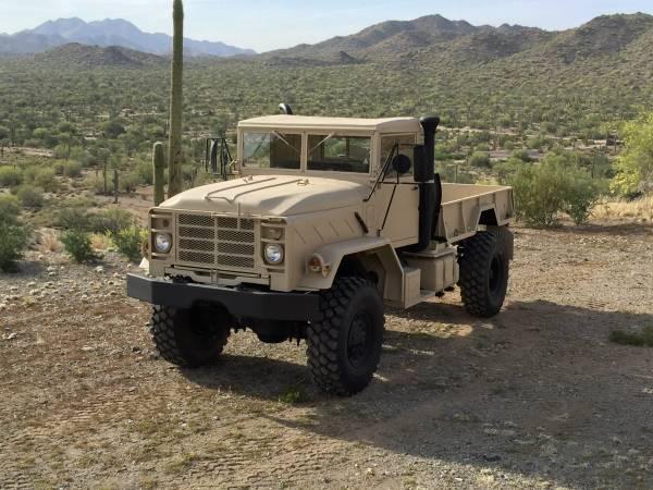 1990 BMY M931A2 Truck | Auto Restorationice