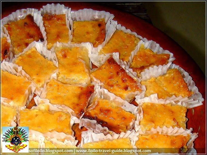 how to make cassava cake with cheese toppings