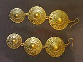 brincos ouro velho