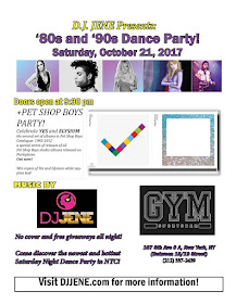 80s and 90s Dance Party