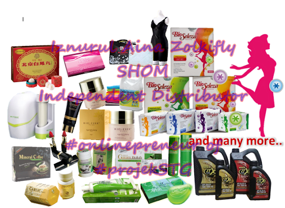 Love to consume SHOM products?Grab special offer from me. Discount 5% from retail price.