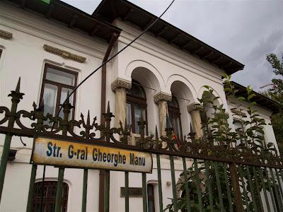 Casa Dissescu (Bucarest)