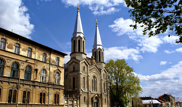 Biserica Notre Dame din Timişoara