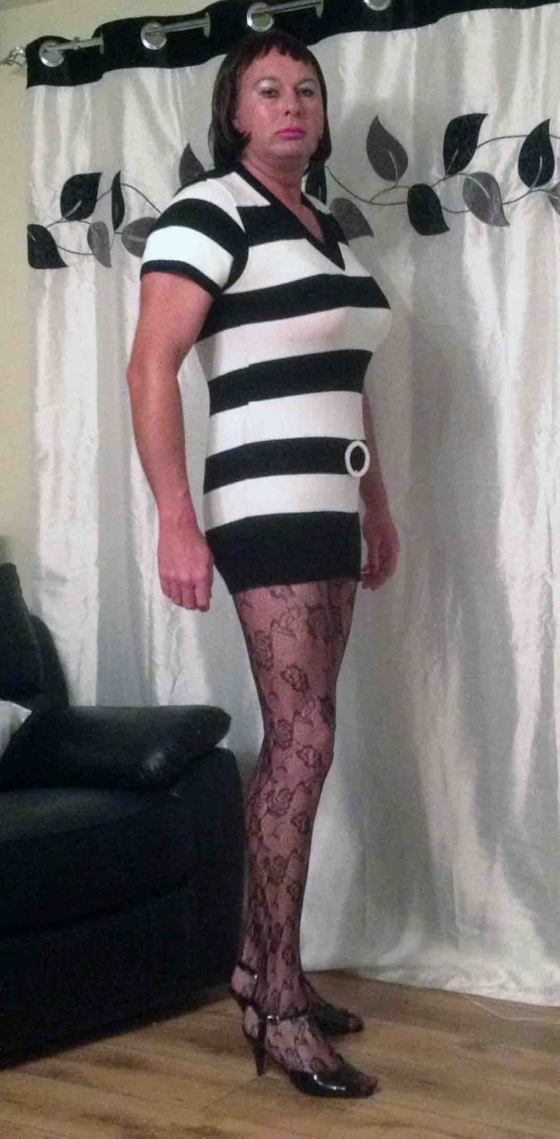 White Sissy Pleases Daily