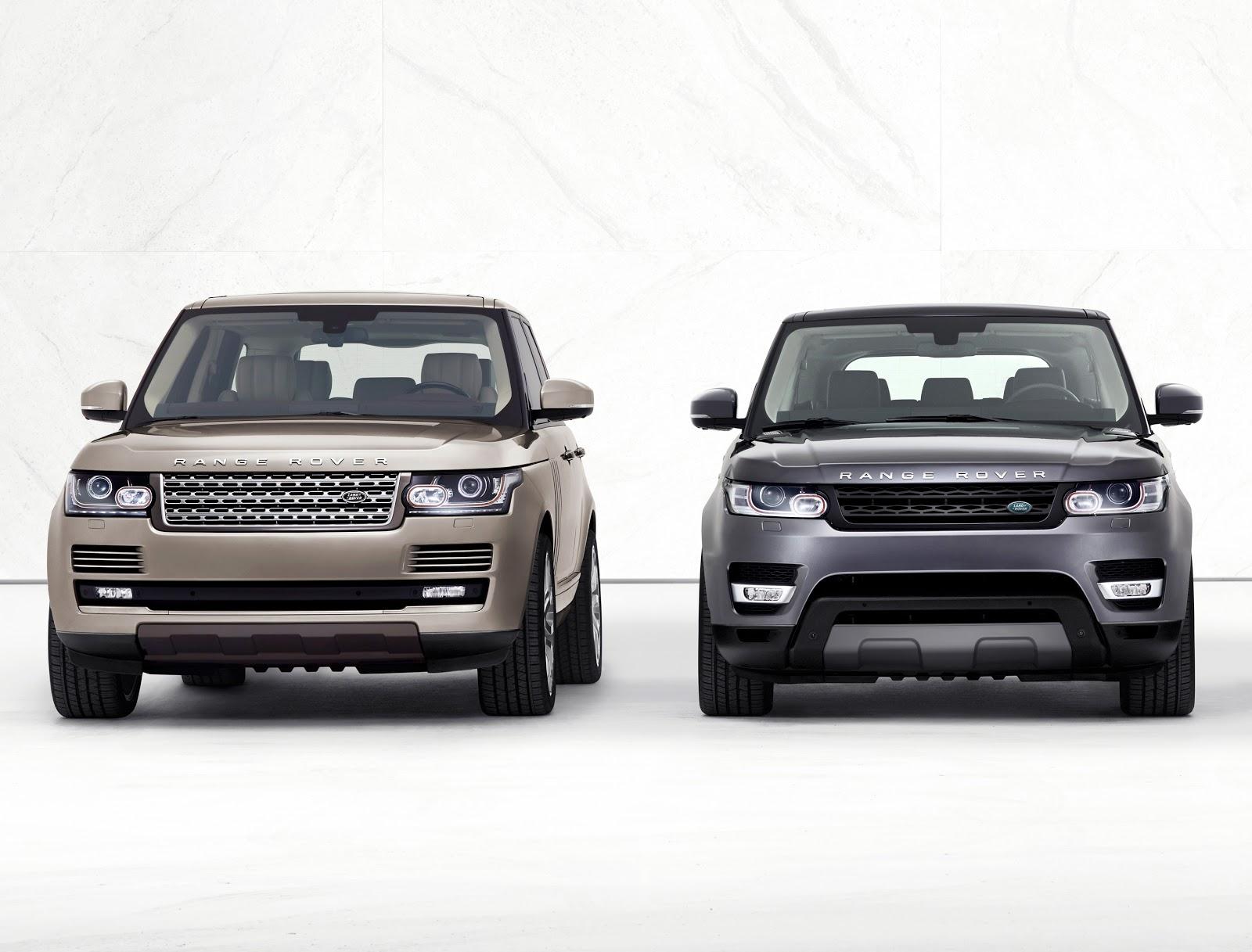2014 jeep vs range rover sport autos weblog. Black Bedroom Furniture Sets. Home Design Ideas