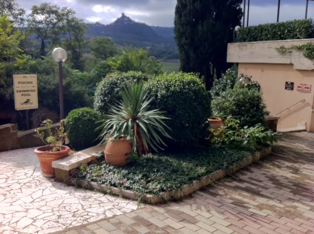 Hot Springs in Tuscany: Bagno Vignoni - October 16, 2013