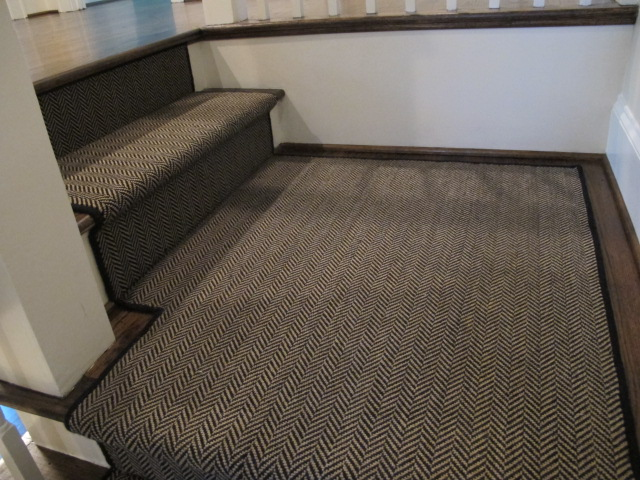 If All Else Fails, This Diamond Textured Rug From The Home Depot Would Be A