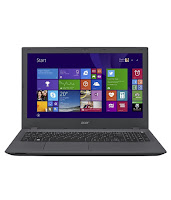 Buy Online Acer E5 573 15.6-inch Laptop (Core i5-4210U/4GB/1TB/Linux/Integrated Graphics) Rs. 26899 (HDFC cards) or Rs. 28899
