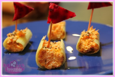 Finger Food com aipo