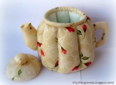 чайник текстильный