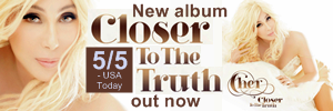 New album Closer To The Truth (5/5 - USA Today) out now