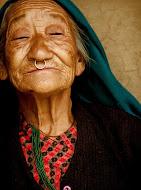 La abuela Tatiana, pozo de sabiduria