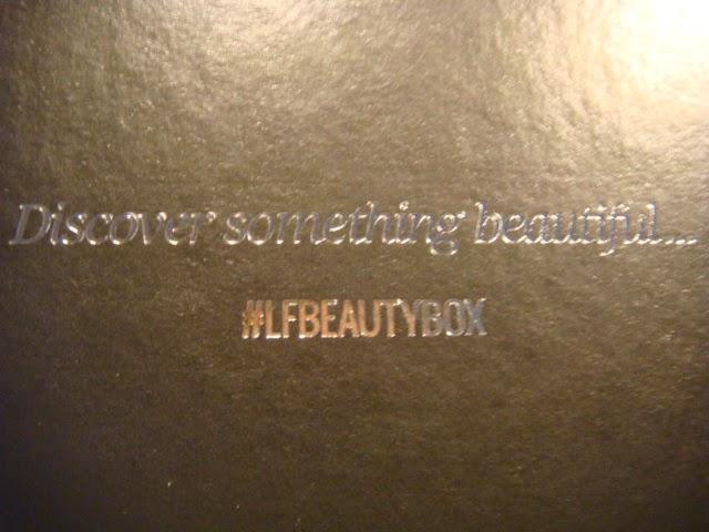 BeautyBox de Lookfantastic de Diciembre 2014