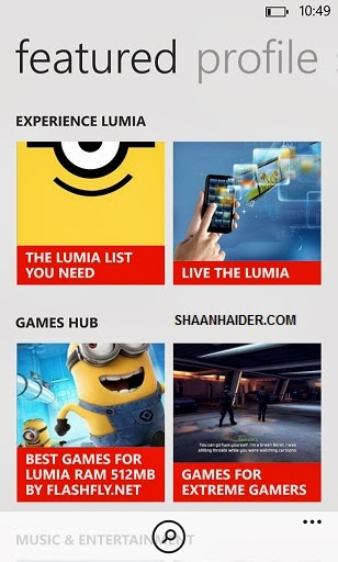 Nokia App Social