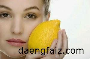 Cara Mengatasi Jerawat dengan Lemon