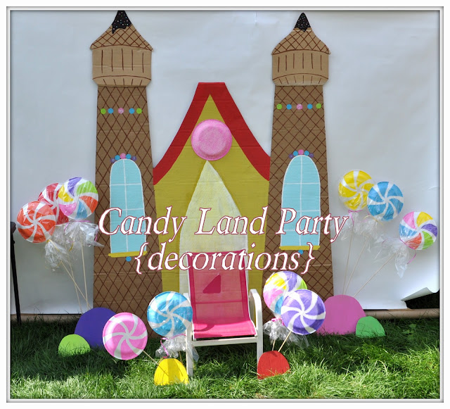 Candy Land {decorations}