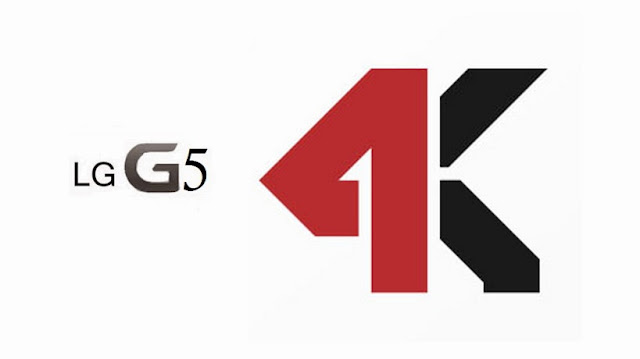 LG G5 to feature 4K display
