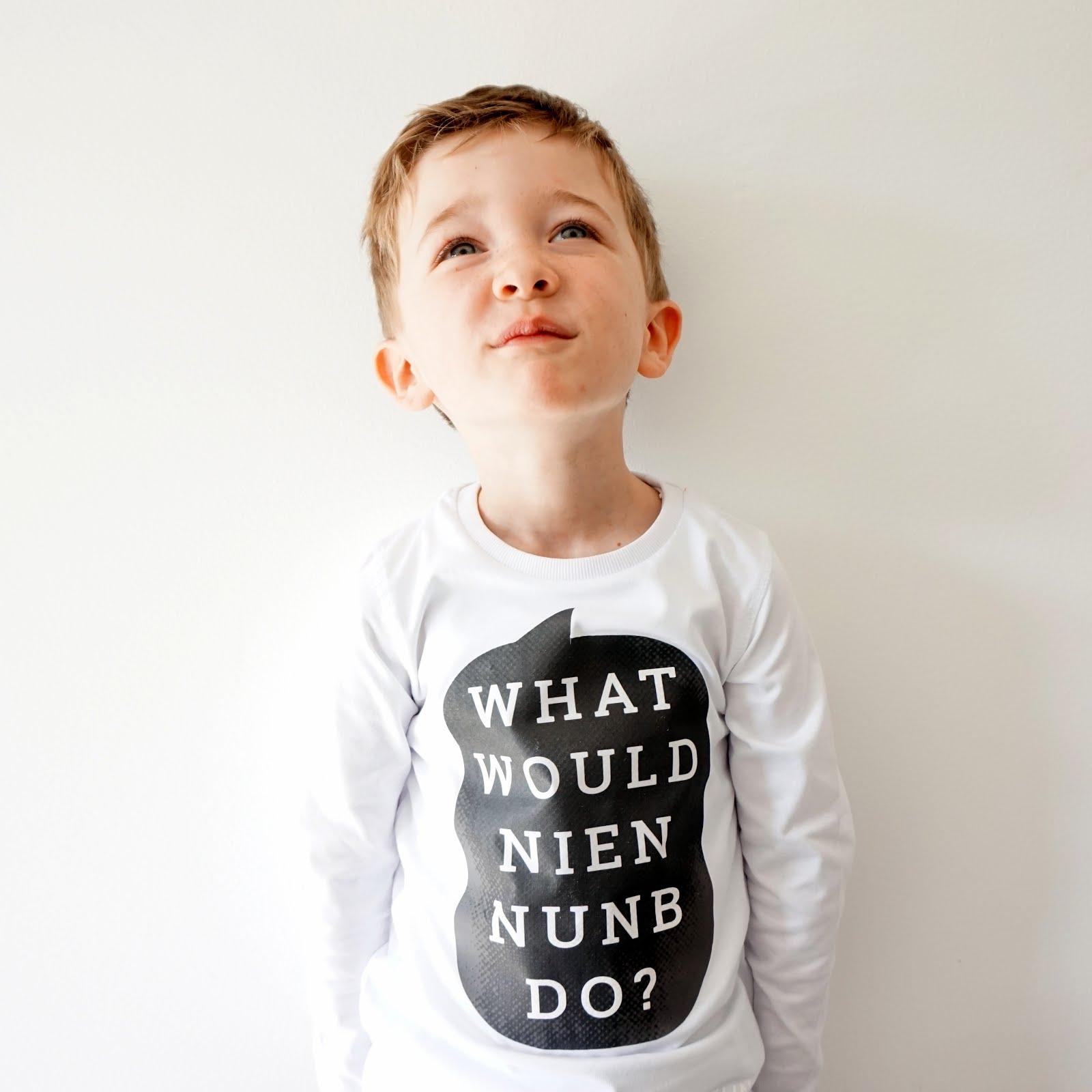 Star Wars Nien Nunb T-shirt print