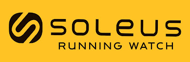 SOLEUS RUNNING WATCH.