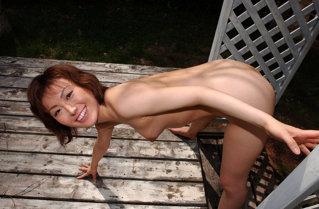 Japanese mature outdoor uncensored