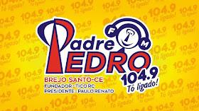 CLIQUE E OUÇA A PADRE PEDRO FM