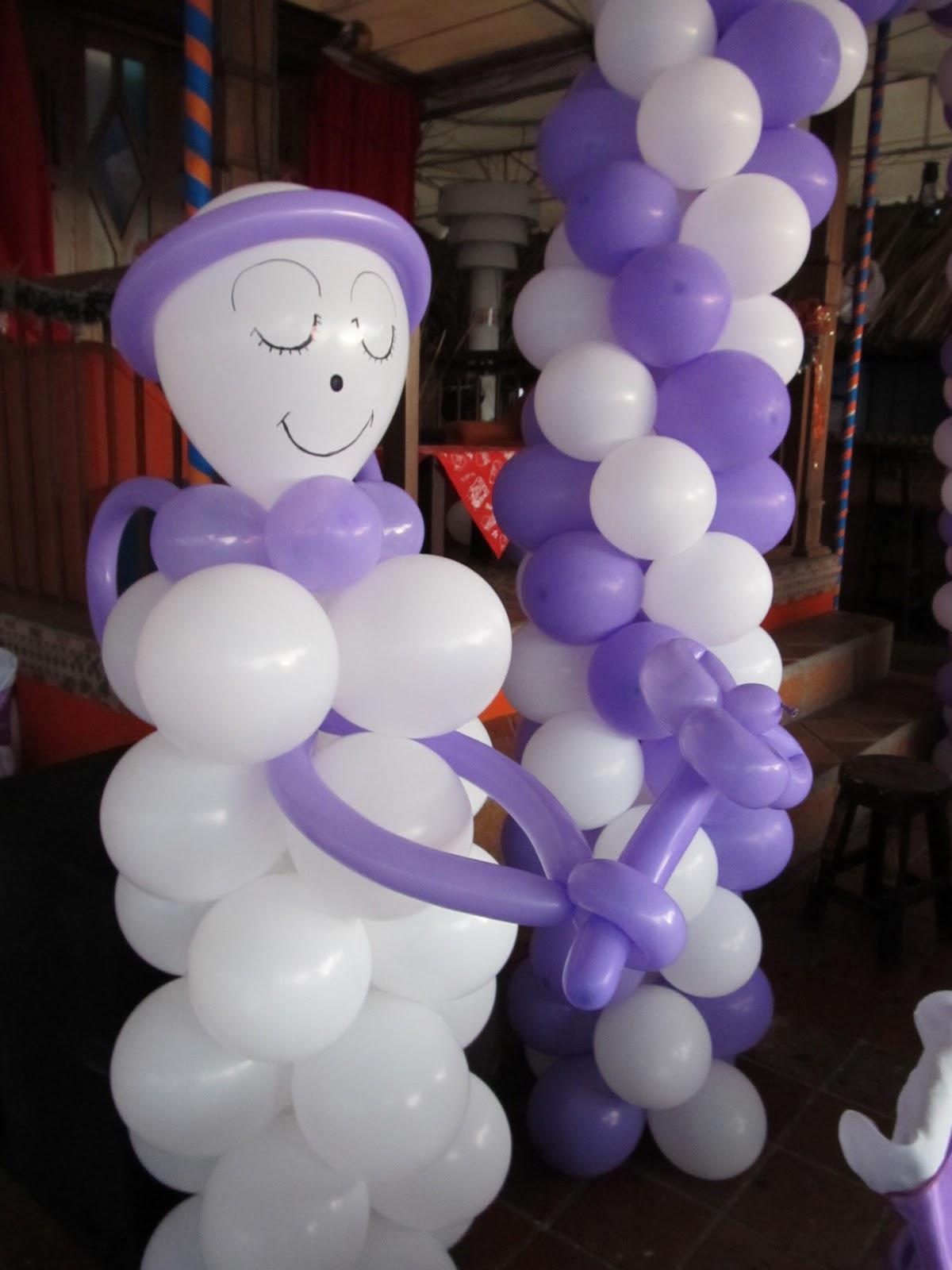 Fiestas primera comunion fiestas tematicas infantiles for Decoracion globos comunion