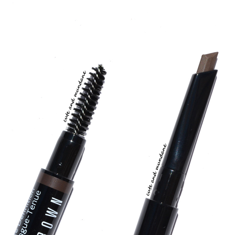 Cute and Mundane: Bobbi Brown Perfectly Defined Long-Wear Brow ...