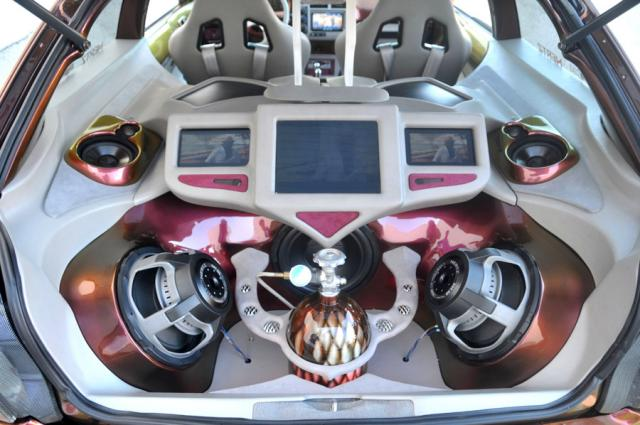 Custom Car Interior Ideas 6 Car Interior Design
