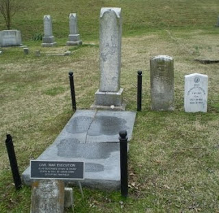 Grave of Henry B. Hicks