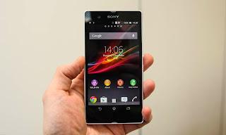 gambar Sony Xperia Z